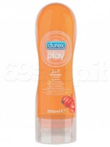 Durex Massage 2 in 1 Guarana 200ml