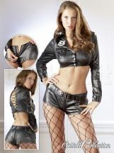 Poliziotta Sexy Nero