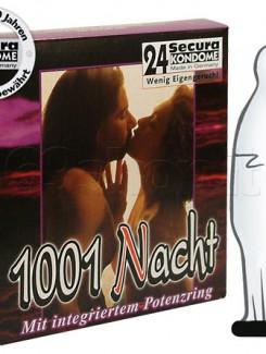Secura KamaSutra Condom 24pz