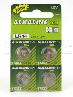 Batteria Bottone LR44 10pz