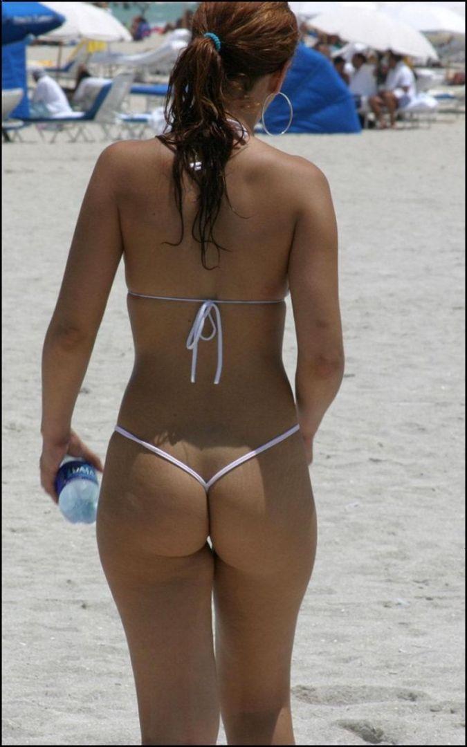 Brazil nude beach pussy