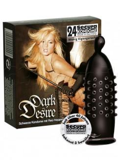 Dark Desire con Rilievi 24pz