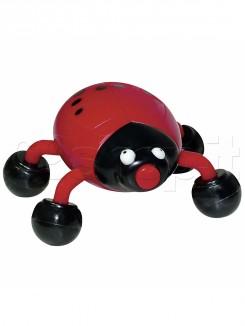 Maggiolino Massaggiante Rosso