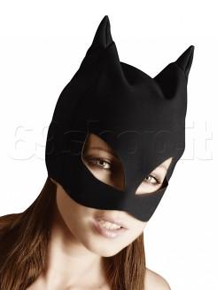Maschera da Gatta - Catwoman Nero