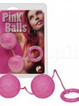 Pink Balls Palline Cinesi Rosa