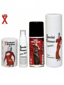 Kit per la Cura del Latex 200ml